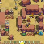 You can play Cadence of Hyrule without the rhythm mode