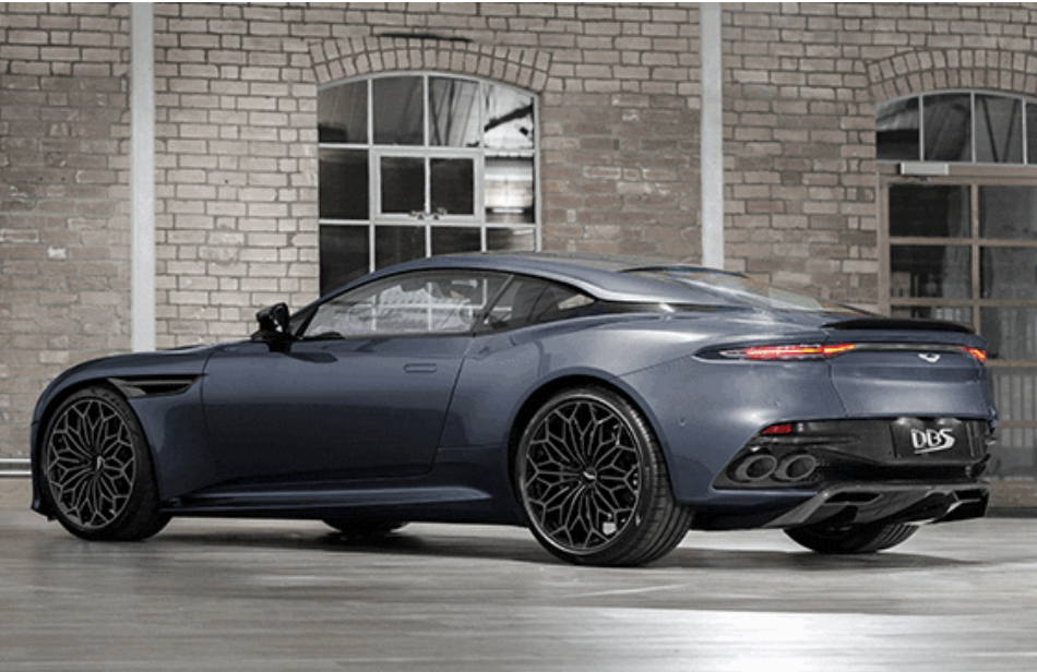 The James Bond Aston Martin gift package retails for $700,007.