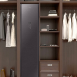 Samsung's steam-cleaning closet could extend your clothes' shelf life