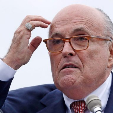 3 big reasons why Rudy Giuliani is the weakest link in Trump's inner circle as the Ukraine scandal widens