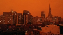 Blade Runner 2049 Orange Sky and California's Orange Sky