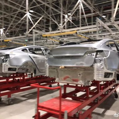 Fast Production Ramps at Fifth Tesla Fremont Line and Shanghai Possible in 2020