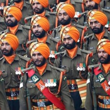 India Boosts Military Spending by 8% in 2019-2020