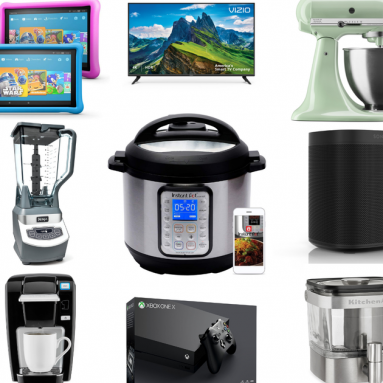 KitchenAid, Instant Pot, Keurig, SodaStream, Sonos, Xbox One X, Beats, and more on sale for Dec. 21