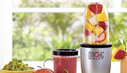 Magic Bullet blenders are $20 off at Walmart