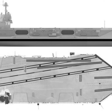 More Delays for Next Generation US Aircraft Carrier