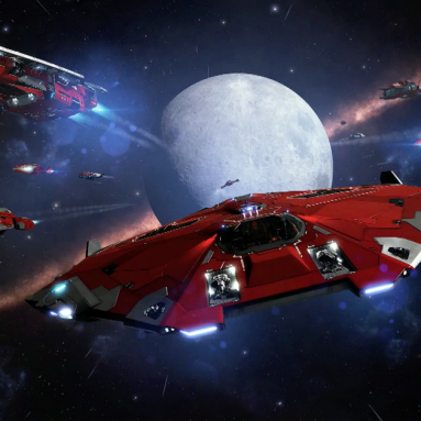 In excess of 4,600 Elite: Dangerous players will leave on an epic, eight-month venture