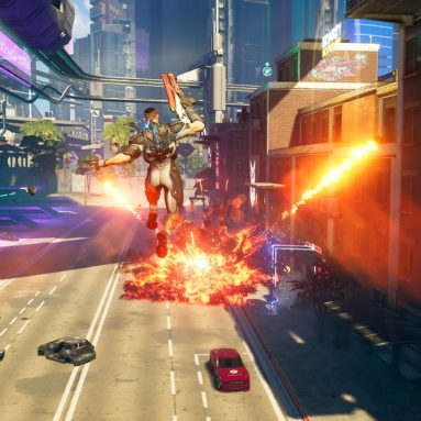 Once vaunted as a gaming revolution, Crackdown 3 is another open-world shooter