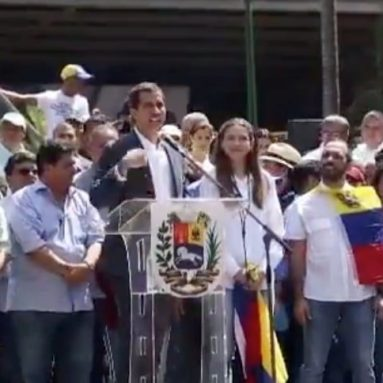 One General and Some Police are Changing Sides in Venezuela