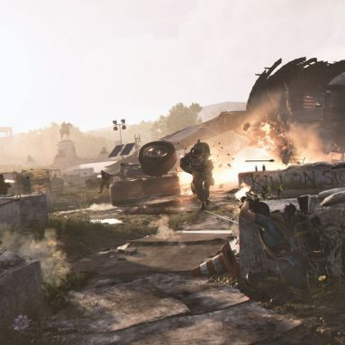 Pre-ordering The Division 2 on PC comes with a free game