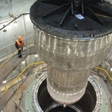 Russia Will Test a New Sodium Fast Reactor and Reprocessing to Handle All Nuclear Waste
