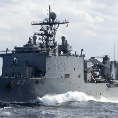 Sailors are still getting sick as a suspected mumps outbreak tears through a US warship