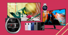 Save on 4K TVs, smartphones, more during this Samsung 3-day sale