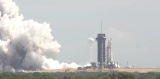 SpaceX Falcon Heavy Block 5 Test Fire All 27 Engines