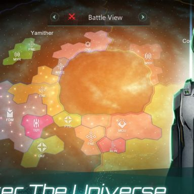 Stellaris: Galaxy Command brings 4X strategy game to mobile