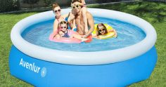 Summer isn't over 'til you say it's over — save $130 on this inflatable pool