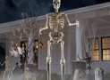 The 12-foot Home Depot skeleton is *the* Halloween decoration of 2020