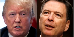 The FBI reportedly opened a counterintelligence investigation on Trump over concerns he may have been working on behalf of Russia