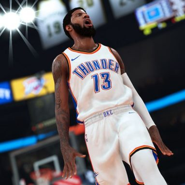 The Sports Video Game of the Year 2018